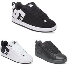DC Shoes Court Graffik Herren Low Cut Sneaker vulkanisiert Skate Schuhe NEU