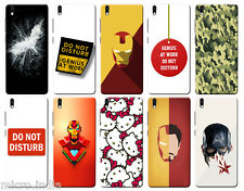 Designer Printed Back Case Cover For  Reliance LYF Water 1
