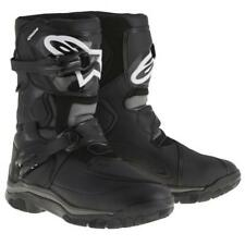 Alpinestars Belize DryStar Waterproof Adventure Motorcycle Boots - Black