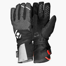 Bontrager RXL Impermeable Softshell Guantes Negros