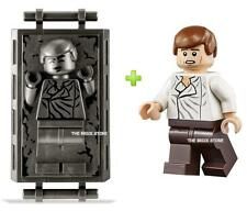 LEGO STAR WARS - HAN SOLO & CARBONITE FIGURE + FREE GIFT - BESTPRICE - NEW