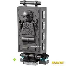 LEGO STAR WARS - HAN SOLO CARBONITE FIGURE + STAND + FREE GIFT - BESTPRICE - NEW
