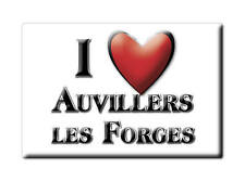 MAGNETS FRANCE - AQUITAINE AIMANT I LOVE AUVILLERS LES FORGES (ARDENNES)