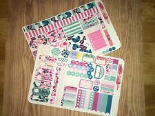 Duchess Personal Planner Stickers Kit for SewMuchCrafting Vertical Personal Size
