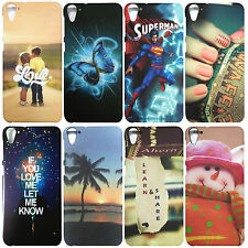 Printed Hard Back Cover Case For HTC Desire 826 ,D826 ,826G (Item code-EB)