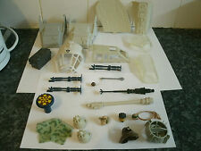 VINTAGE STAR WARS 1977 TO 1995 VEHICLE FIGURE ACCESSORIES & PARTS LOTS TO CHOOSE