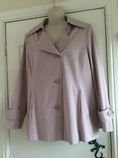 M&S Per Una Ladies Short Jacket Size 16