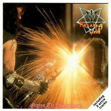 718829 AUDIO CD RUNNING WILD - GATES TO PURGATORY