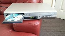 TOSHIBA D-VR15 VHS VCR VIDEO CASSETTE RECORDER AND DVD RECORDER