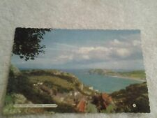 Vintage postcard VIEW FROM GREAT ORME LLANDUDNO,  WALES,