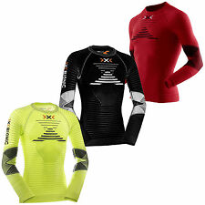 X-Bionic Running Man Effektor Power Shirt Long Sleeve Laufshirt Multifunktion