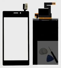 Nuovo Digitizer touch screen+LCD Display Per Sony Xperia M2 S50H D2302 D2303