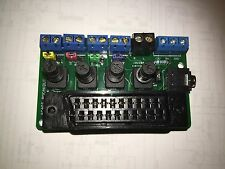 Jamma or Console to Scart TV, Arcade Supergun RGBs Breakout board [UK SELLER]