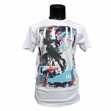Printed Graphic TShirt For Mens Wear , Half Sleeves Round Neck Tee T-Shirt