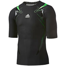 Adidas Techfit Powerweb Seasonal SS Tee Funktionsshirt Shirt Fitness Running