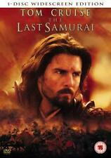 The Last Samurai (DVD, 2004)