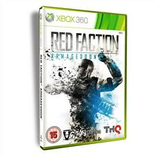 RED FACTION ARMAGEDDON - XBOX 360 GAME - FREE P&P!
