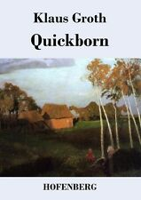 NEU * Klaus Groth* Quickborn * shipping worldwide