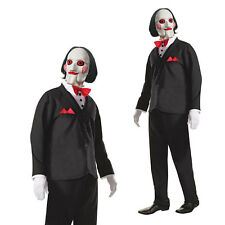 Rubies Official Saw Billy Adults Horror Film Halloween Fancy Dress Party Costume