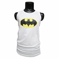 Batman Print 100% Cotton Stylish Sando for Mens Wear (SKU-JB93253,280)