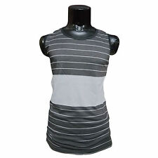 (Size-L-Chest-40 ) Smart Striped Sando For Mens,100%Cotton Fabric (SKU-JB93245)