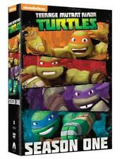 DVD TEENAGE MUTANT NINJA TURTLES - STAGIONE 01 (4 DVD)