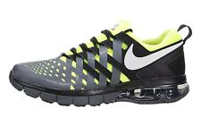 Nike Fingertrap Air Max Mens Training Size Grey Black White Shoes 644673 01