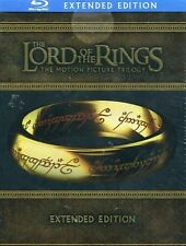 Il Signore degli Anelli - The Lord of the Rings (extended ed.) (6 Blu-ray+9 DVD)