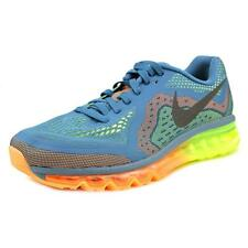 Nike Air Max 2014 Men  Round Toe Synthetic Multi Color Running Shoe