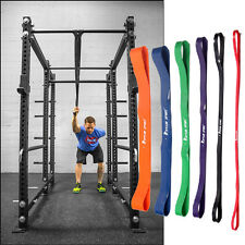 Resistance Loop Band Yoga Bands Rubber Fitness Training Strength Weight #IN
