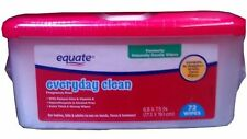 Equate Everyday Clean Gentle Wipes 72ct Compare to Huggies Simply Clean Wipes