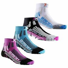 X-Socks Running Lady Speed Two Socken Laufsocken Damen kurz socks Jogging short