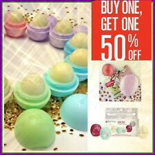 Buy 1 Get 1 50% OFF (Add 2 to Cart) EOS Evolution Lip Balm Lots of 3 or 8