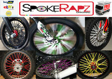 SPOKE WRAPZ  mountain bike BMX MTB GIANT carrera APOLLO kona FAT GT BICYCLE
