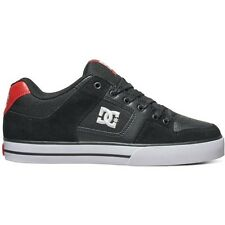 Dc Pure Mens Footwear Shoe - Black Athletic Red All Sizes