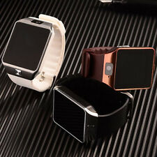 Touch Screen Smart Wrist Watch Phone Mate For Android IOS iPhone #IN