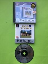 PGA Tour 96 Golf PS1 PAL Game + Works On PS2 & PS3 + Free UK Delivery