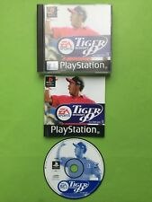 Tiger Woods PGA Tour 99 PS1 Playstation 1 PAL Game + Works On PS2 & PS3