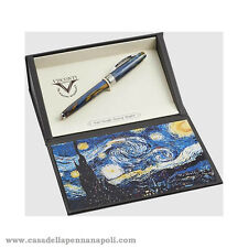penna VISCONTI Van Gogh Starry night sfera/roller/stilografica/rollergraphic