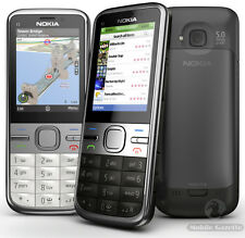 Nokia C5-00 3G 5MP Camera Unlocked Mobile Phone *6 Months Warranty*
