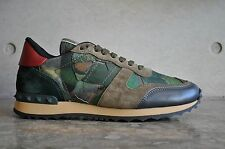 Valentino Rockrunner Butterfly Camouflage Sneaker 40 EUR