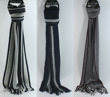 Brand New Thomas Calvi Gents Scarves, Great For the Winter!!!