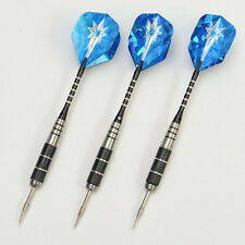3pc Steel Tip Steel Darts with Nice Darts Flights durable dart shafts Darts Gift