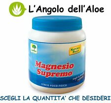 MAGNESIO SUPREMO NATURAL POINT - SCEGLI LA QUANTITÀ - FORMULA ORIGINALE -
