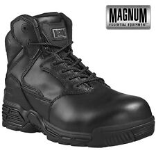 MAGNUM STEALTH Leather Lightweight Police Combat Security Non-Safety Shoes Boots