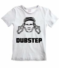 DUBSTEP KIDS UNISEX T-SHIRT - Dub Step Drum & Bass House Electro - All Sizes