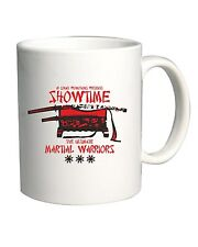 Tazza 11oz T0401 showtime the ultimate martial warriors arti marziali