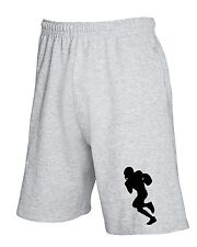 Pantalone Tuta Corto WC1018 American Football Player 4