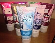Bath and Body  Works True Blue Spa Shea Cashmere & Silk  Shea Cashme , Vanilla