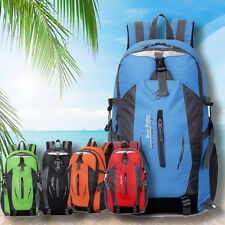 40L Waterproof Mountaineering Backpack Travel Hiking Climbing Sport Outdoor Bag